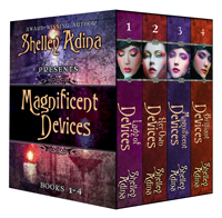 4-book Magnificent Devices boxed set