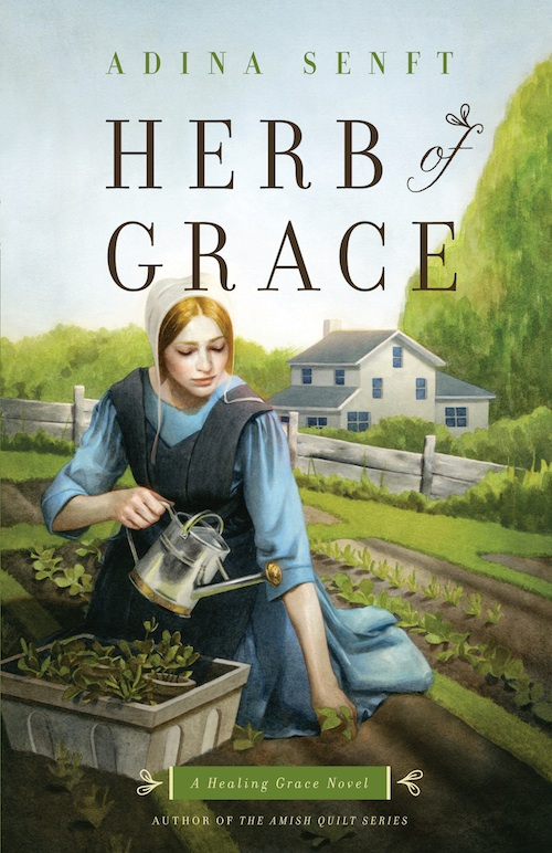 Herb of Grace by Adina Senft