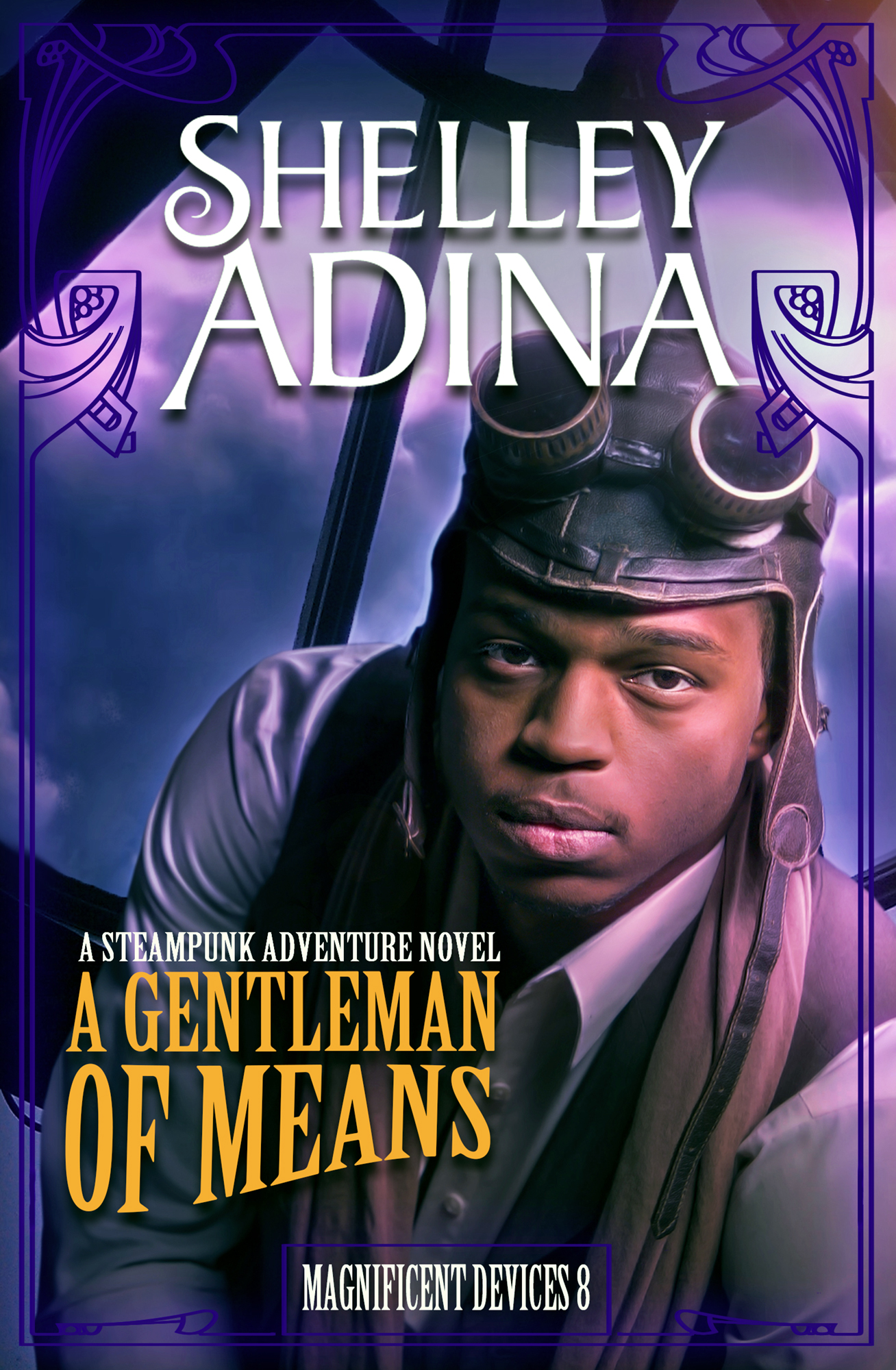 A Gentleman of Means by Shelley Adina