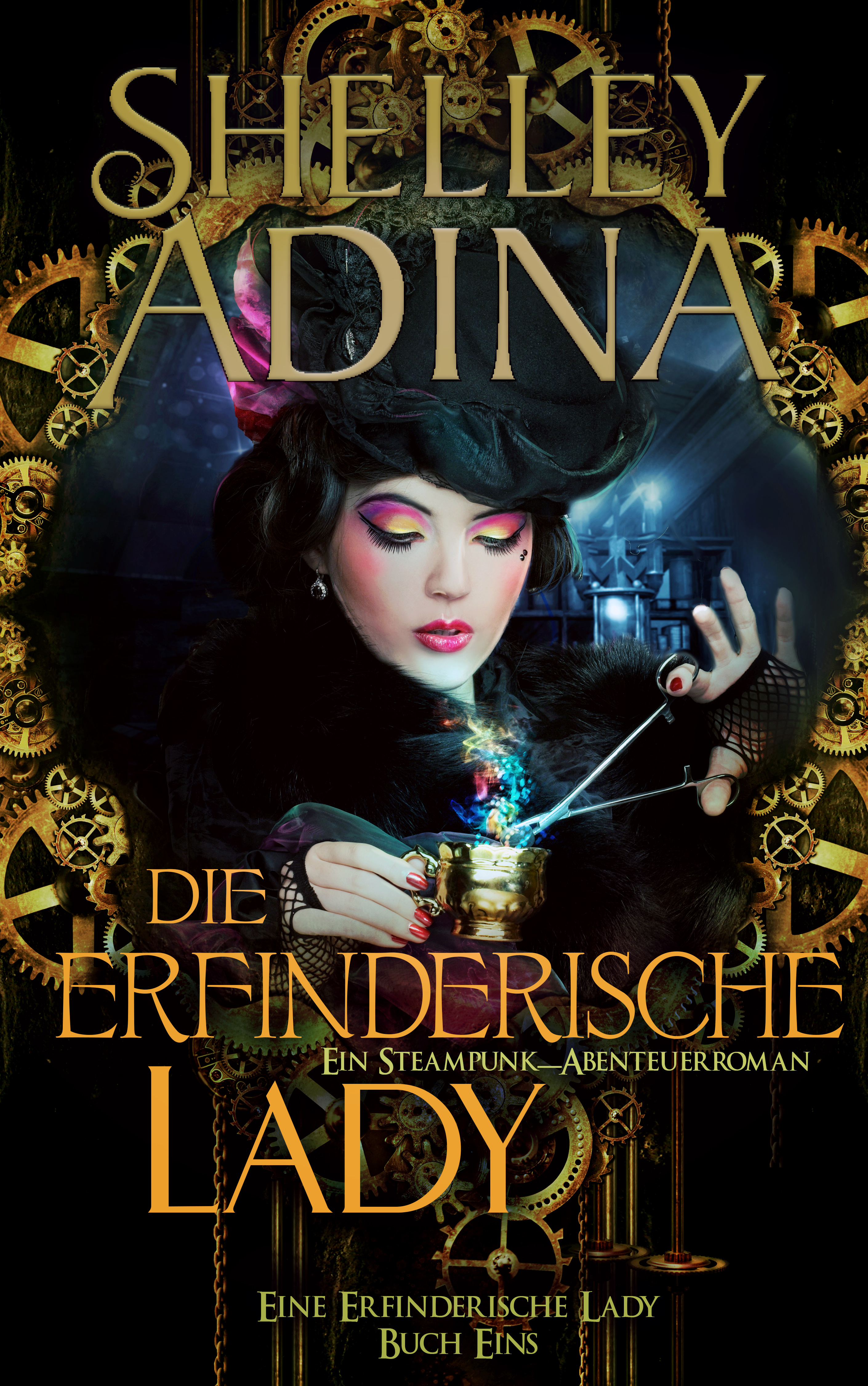 Die Erfinderische Lady by Shelley Adina
