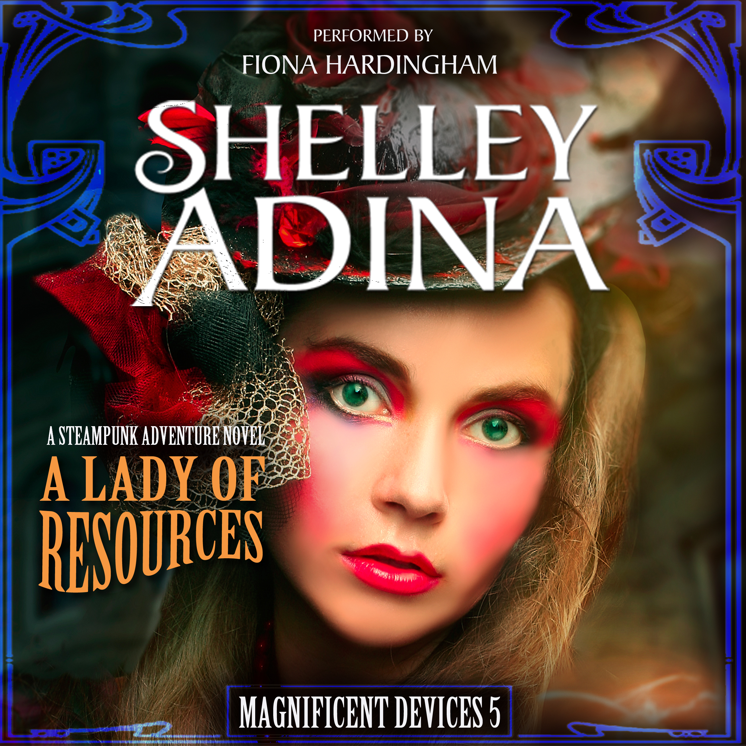 A Lady of Resources audiobook by Shelley Adina