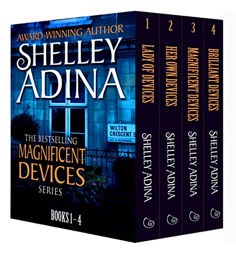 Magnificent Devices: Books 1-4 Quartet (Magnificent Devices Boxset)