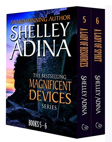 Magnificent Devices: Books 5-6 Twin Set: (Magnificent Devices Boxset Book 2)