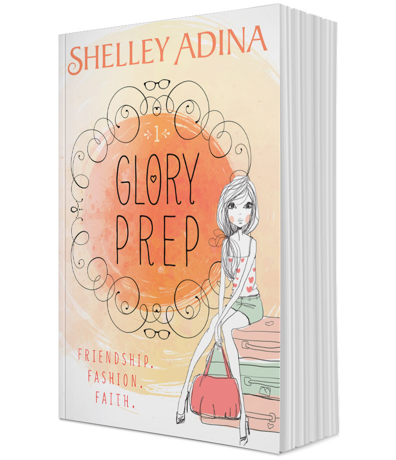 Young Adult books by Author Shelley Adina