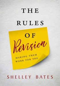The Rules of Revision by Shelley Bates