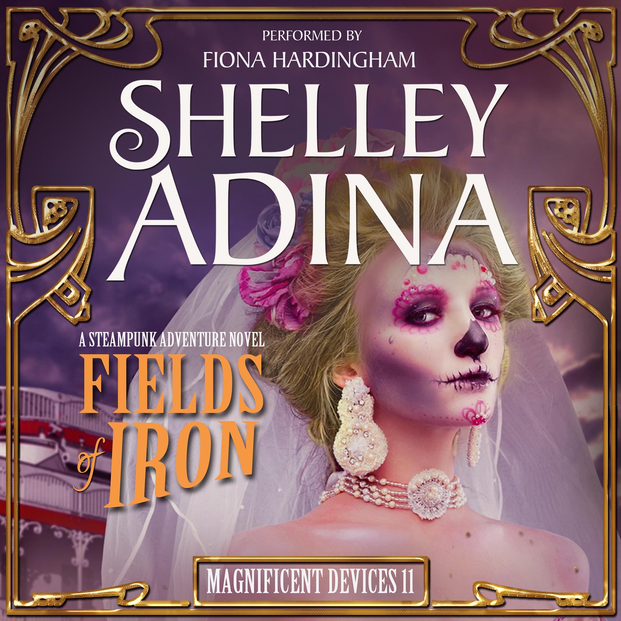 Fields of Iron by Shelley Adina