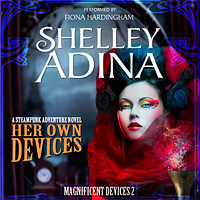 Her Own Devices by Shelley Adina, Audiobook