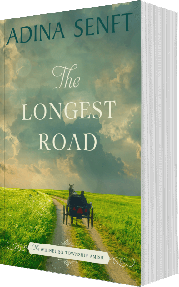 The Longest Road - The Whinburg Township Amish Series by Adina Senft