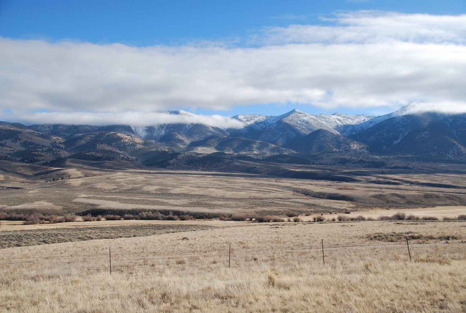The San Luis Valley, CO. Photo by Adina Senft.