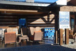 Yodel's Mountain View Furniture, Westcliffe, CO. Photo by Adina Senft.