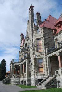 Craigdarroch Castle photographed by Shelley Adina