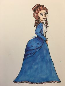 Lady Claire by Sydney