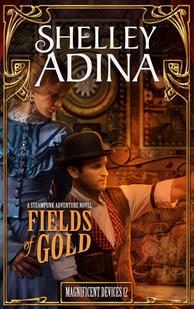 Fields of Gold by Shelley Adina