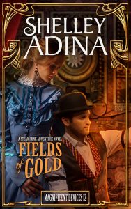 Fields of Gold by Shelley Adina