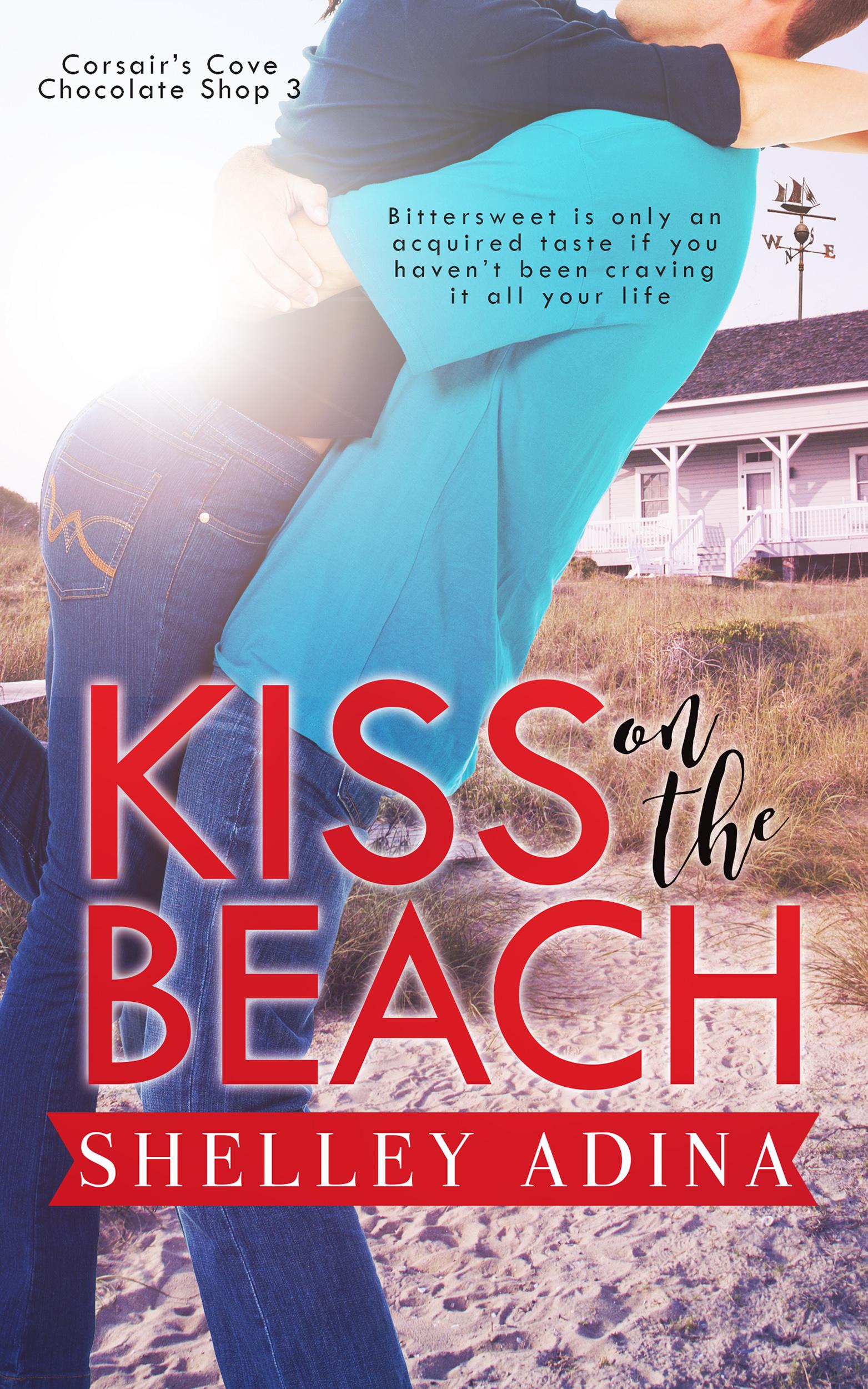 Kiss on the Beach, Corsair's Cove book 3