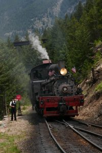 Georgetown Railway - photo by Shelley Adina