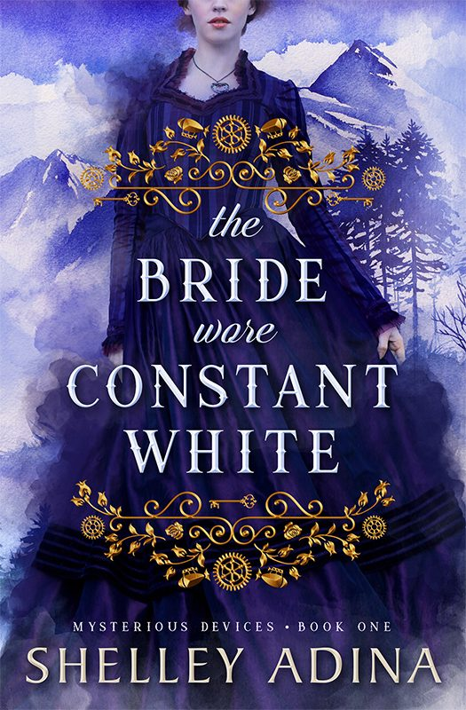 The Bride Wore Constant White