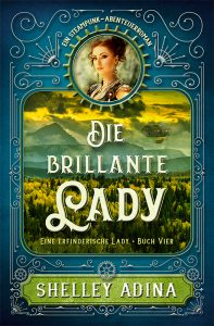 Die brillante Lady von Shelley Adina