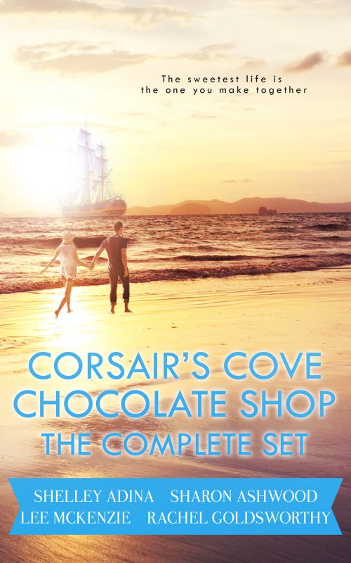 Corsair's Cove Chocolate Shop: The Complete Set
