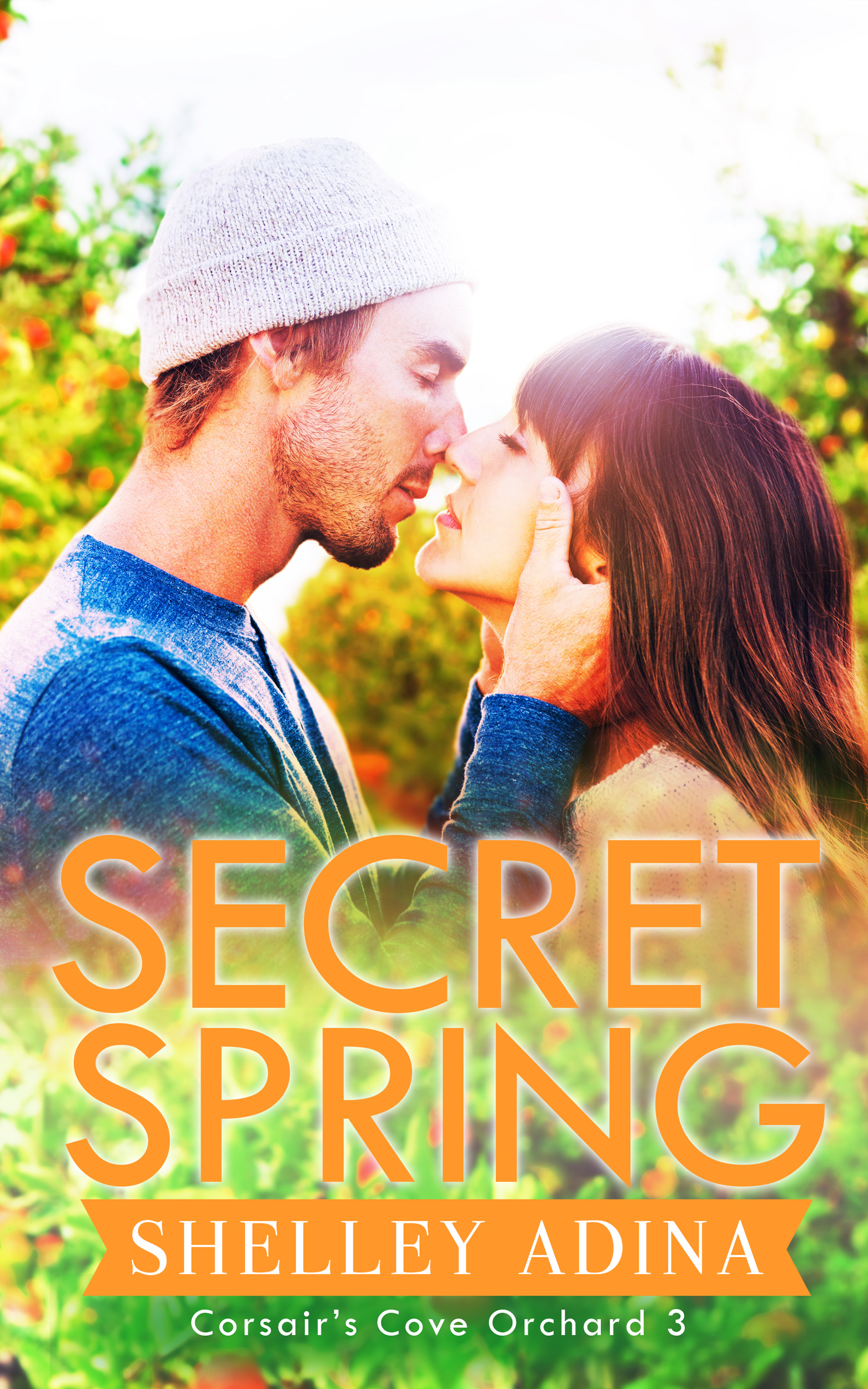 Secret Spring by Shelley Adina