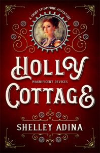Holly Cottage by Shelley Adina