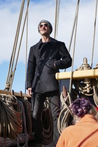 First mate of the Lady Washington