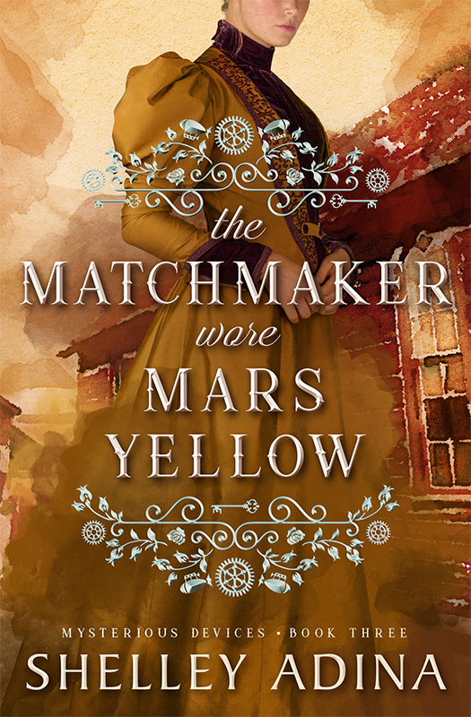 The Matchmaker Wore Mars Yellow by Shelley Adina