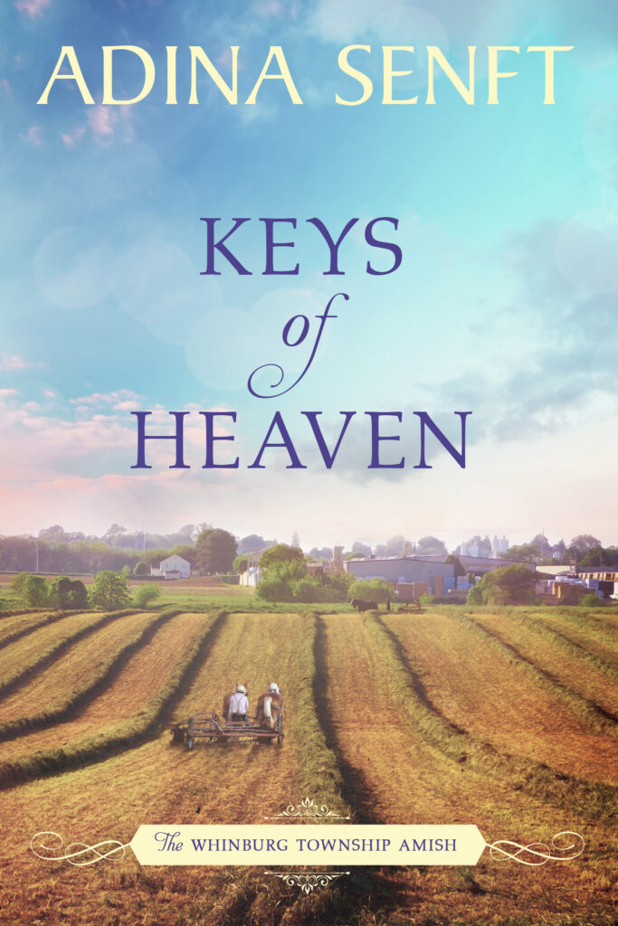 Keys of Heaven by Adina Senft