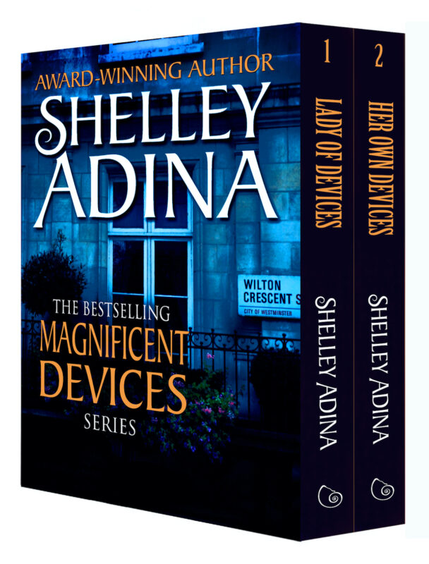 Magnificent Devices: Books 1-2
