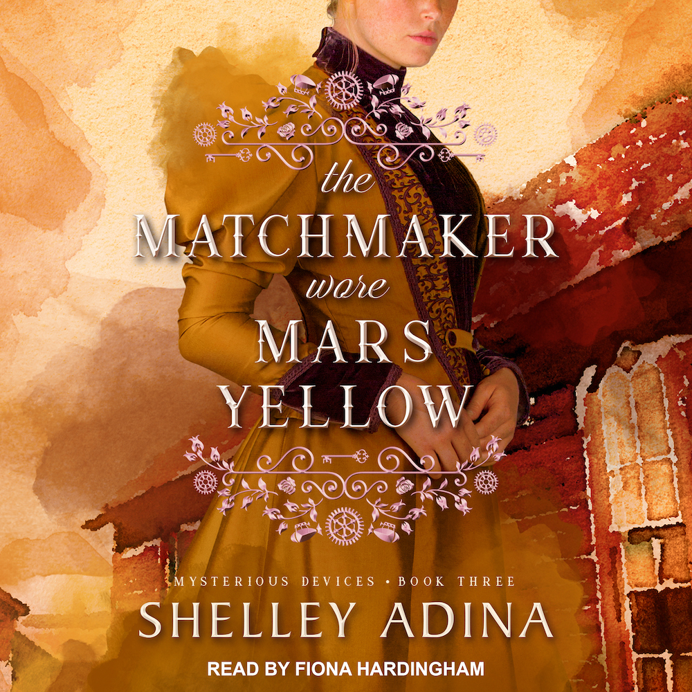 The Matchmaker Wore Mars Yellow by Shelley Adina, performed by Fiona Hardingham
