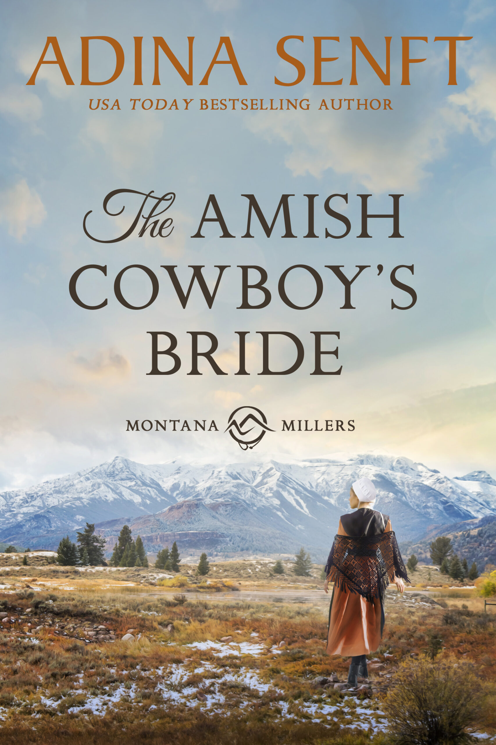 The Amish Cowboy's Bride by Adina Senft