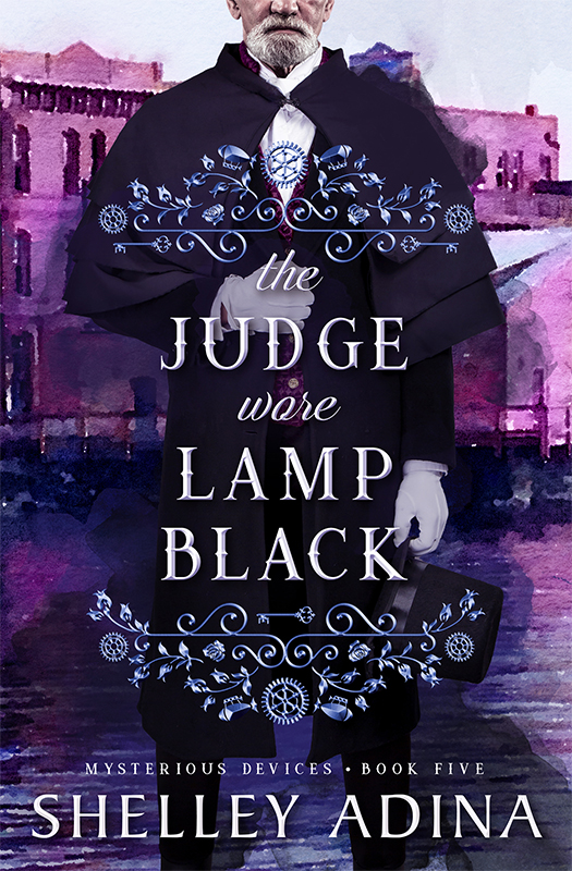 The Judge Wore Lamp Black