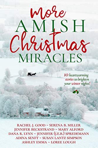 """The Amish Cowboy's Christmas"""